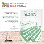 Marcello Benfante, Taccuino del centenario, Una marina di libri